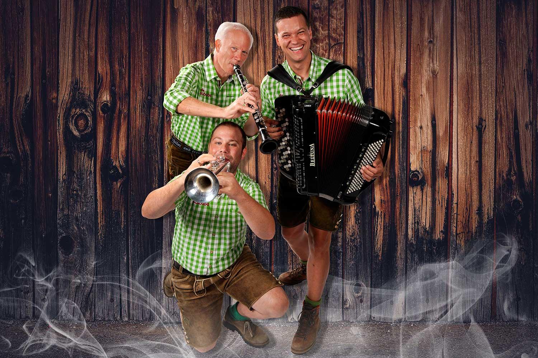 Bayrische Musiker Trio