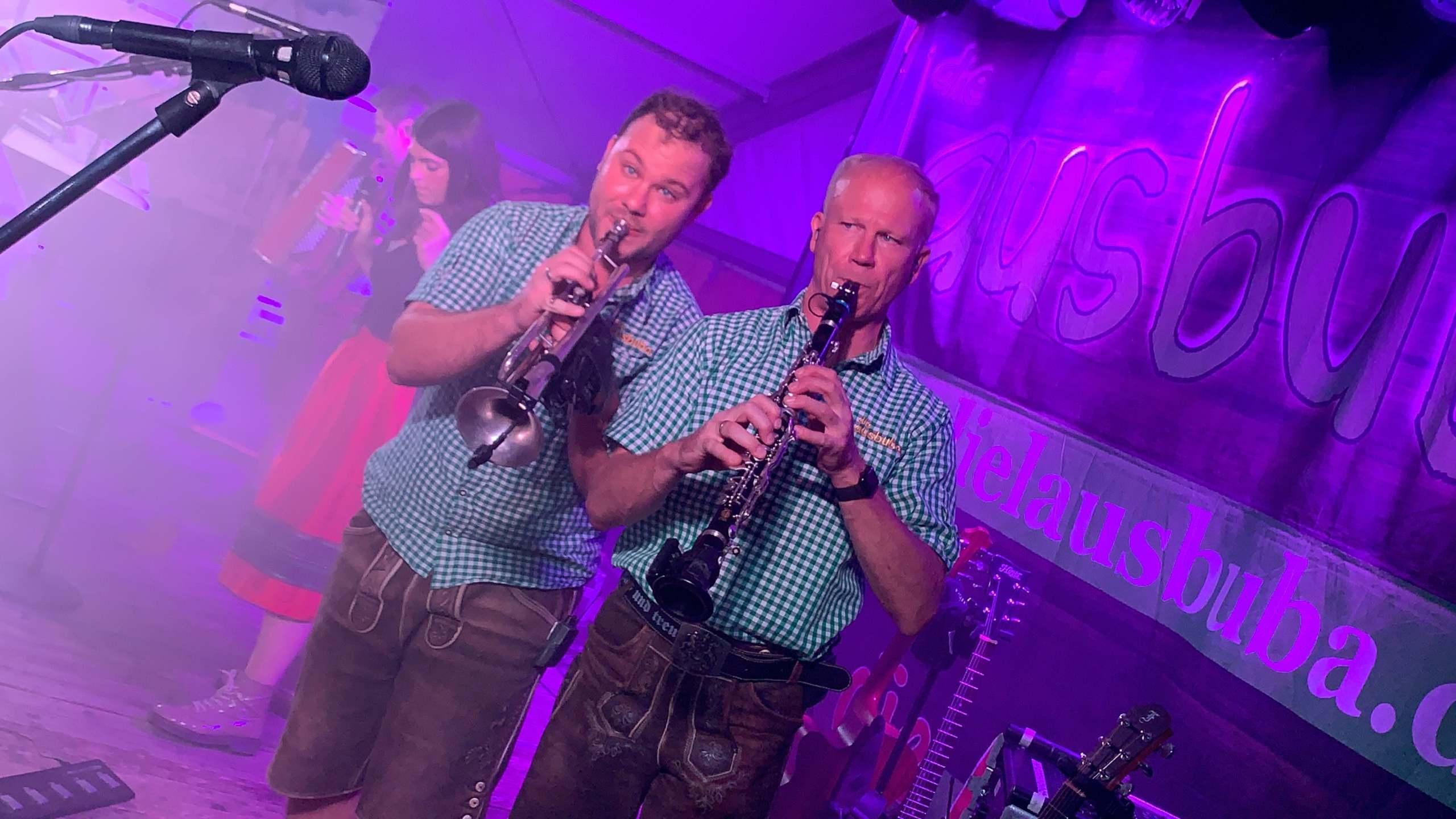 Bayrische Musiker in Thüringen