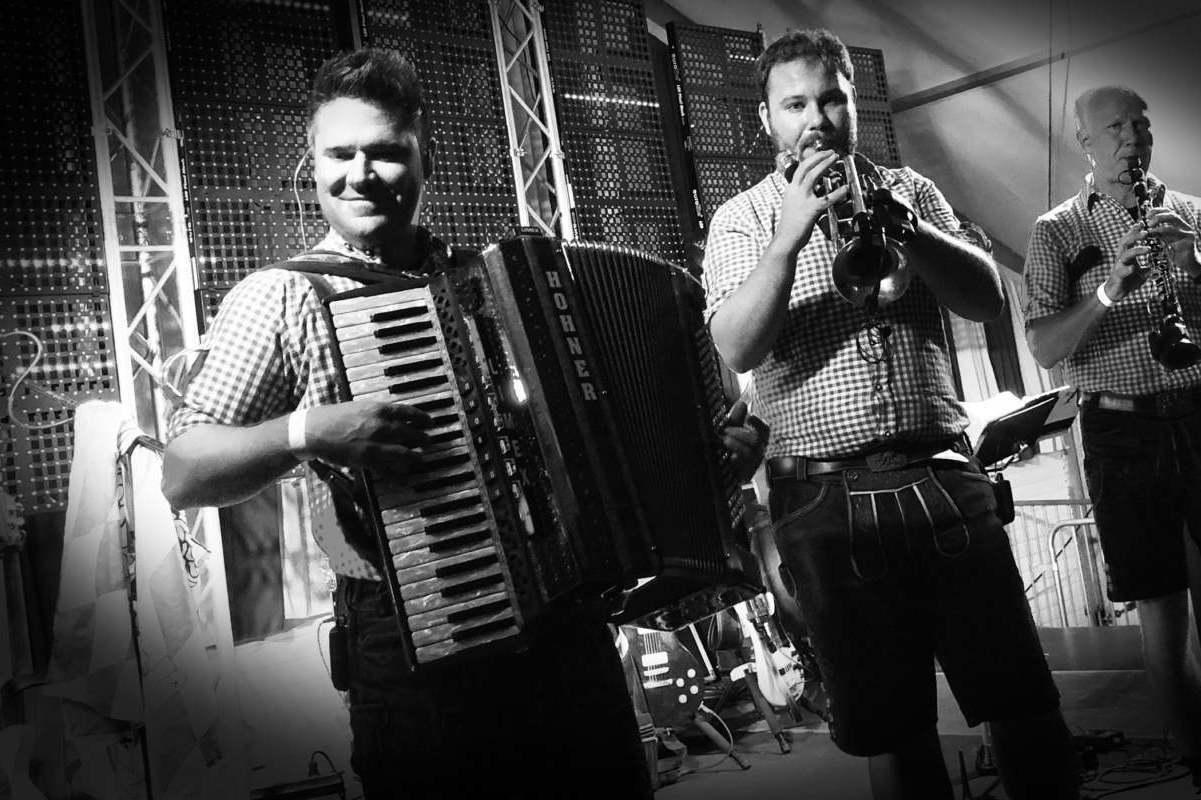 Bayrische Band Sachsen
