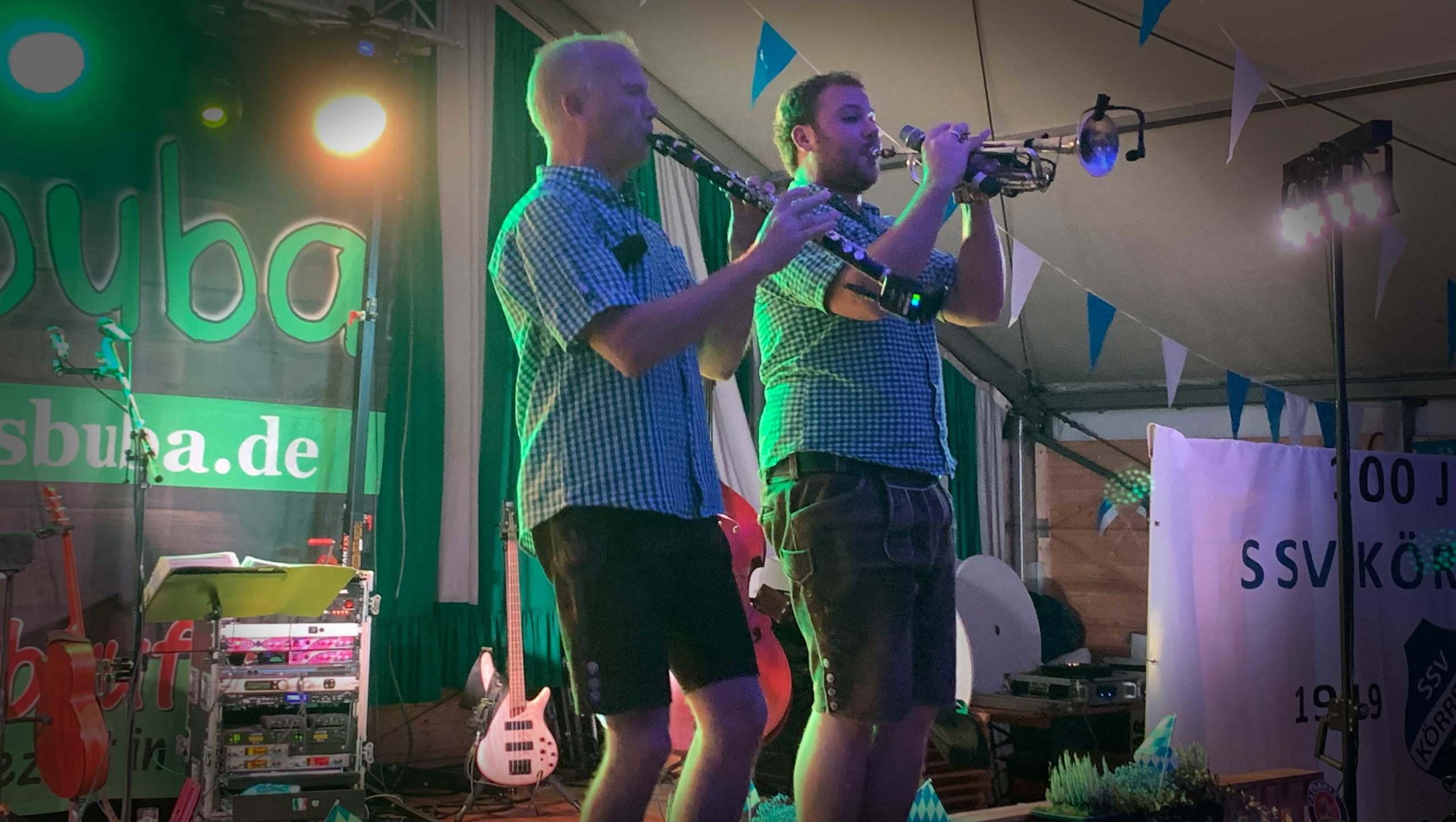 Bayrische Musiker Hamburg