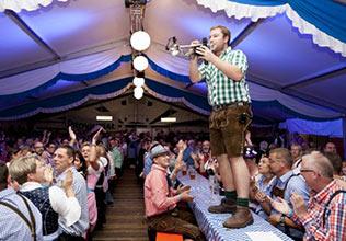 bayrische Musiker in Luzern