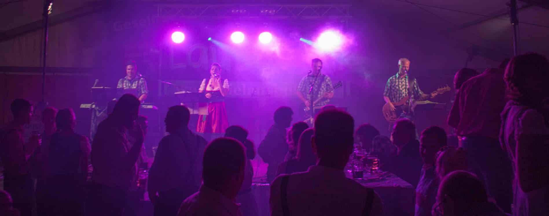 Bayrische Band Hessen