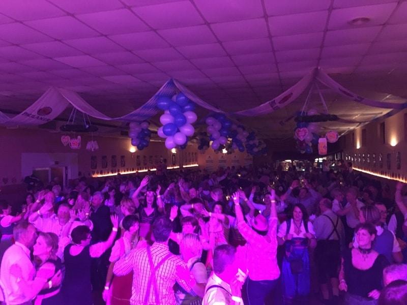 NRW Festzelt Party