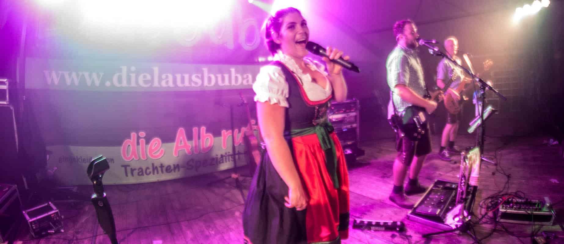 Oktoberfestband Berlin