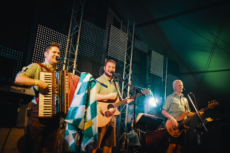 Partyband aus Bayern