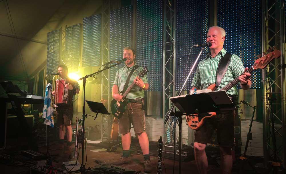 bayrische Band buchen
