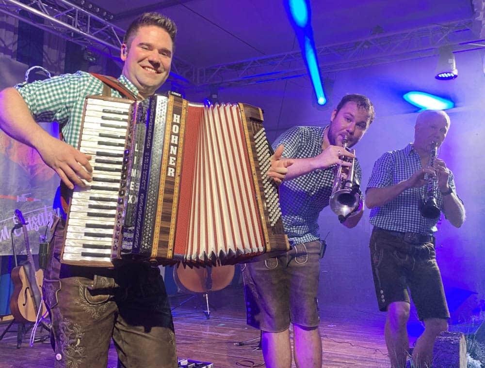 Bayerische Volksmusik buchen