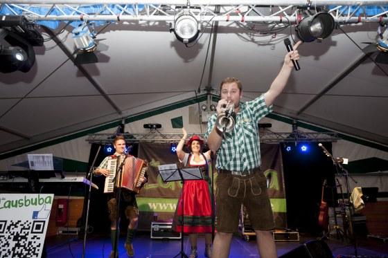 Oktoberfest Musik buchen