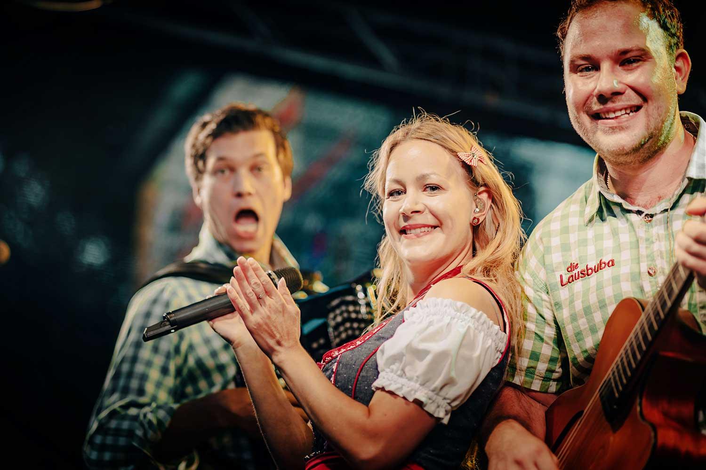 Oktoberfest Band Trio